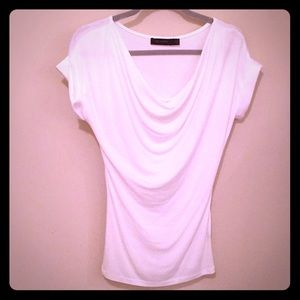 White blouse from the Limited